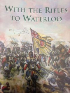 Book-With the Rifles to Waterloo